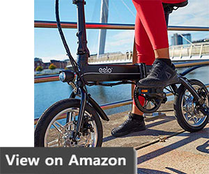 eelo 1885 Disc Folding Electric Bike