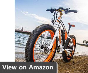 RICH BIT Electric Bicycle Men's E-bike