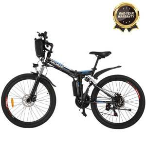 ANCHEER AN-EB003 Folding Electric Mountain Bike